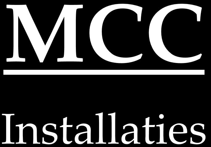 Welkom bij MCC Installaties